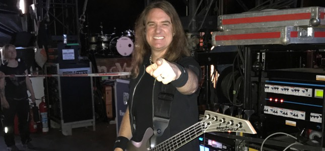 "MEGADETH's David Ellefson - Heavy Metal's ""Disciple At Large"""
