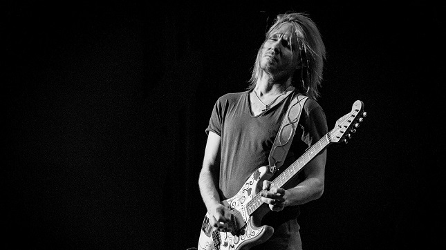"KENNY WAYNE SHEPHERD – ""I'm A Fan Of Any Music That's Played With A Passion"""