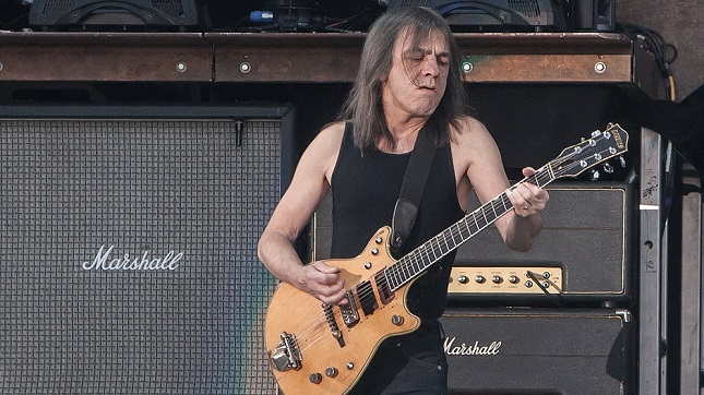 AC/DC - Malcolm Young Remembered With Classic BW&BK Interview From 2000