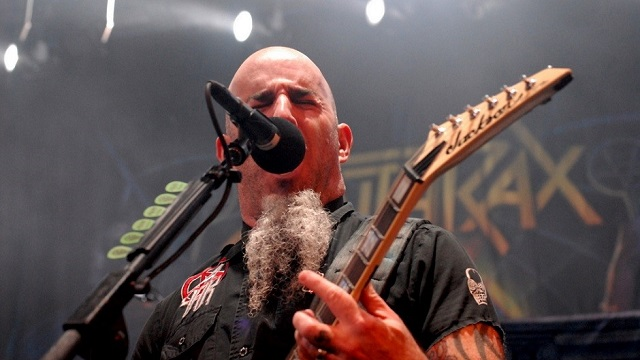 ANTHRAX's Scott Ian – Not Among The Living
