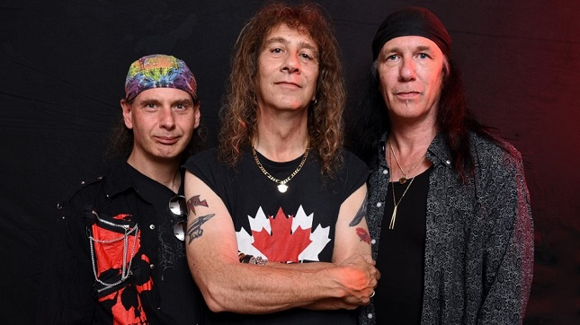 "ANVIL – ""We're Going To Stay Heavy Till We Can't Breathe Anymore"""