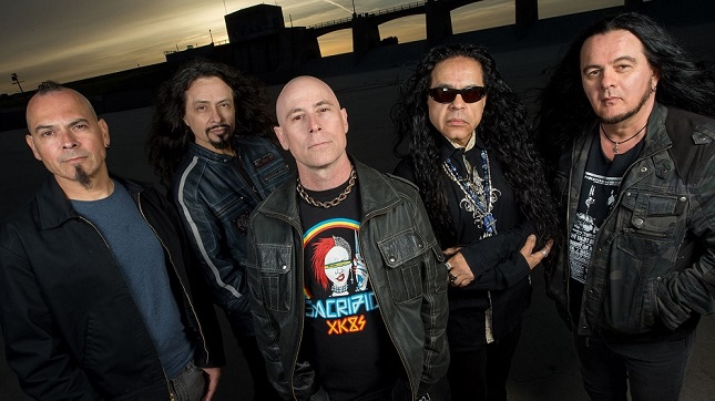 ARMORED SAINT – Marching On