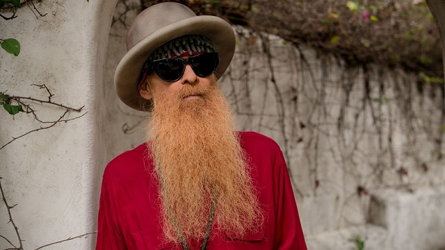 "BILLY GIBBONS – ""I'm Not Mad About It"""