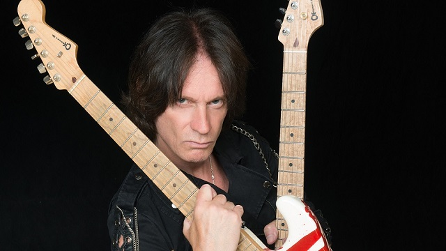 "CHRIS IMPELLITTERI – ""There Are Certain Things I Miss In Metal Today"""