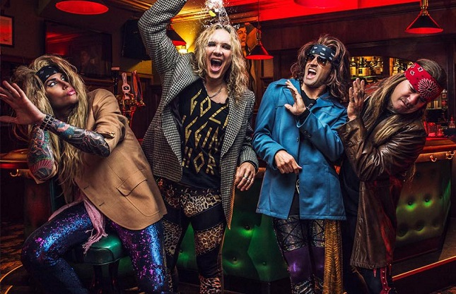 STEEL PANTHER – Lowering The Bar To A New Level