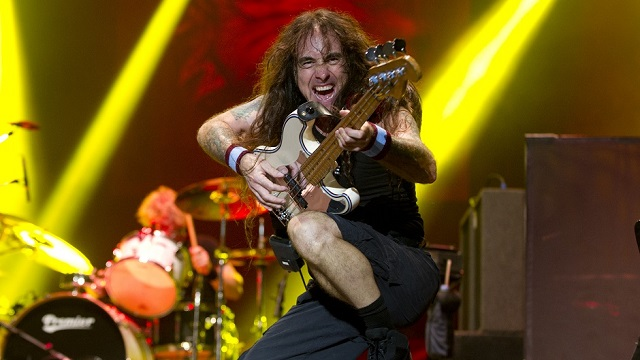 "STEVE HARRIS Talks BRITISH LION – ""I Was Struggling With IRON MAIDEN To Try And Get Noticed"""