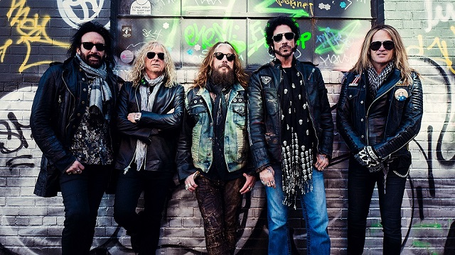 THE DEAD DAISIES - The BRAVEWORDS Road To Daisyland On Spotify!