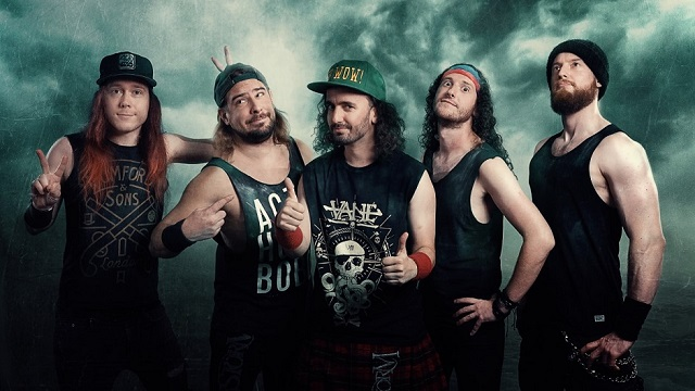 ALESTORM – Folk Metal Piracy In The Great White North, Eh