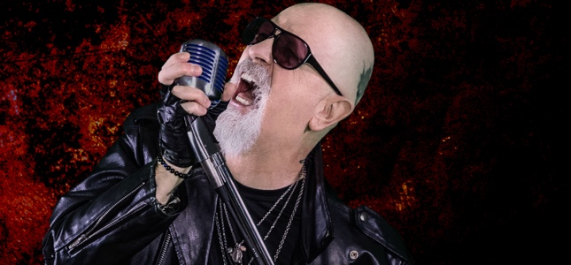 "ROB HALFORD - ""Metal Is Religion And Judas Is My Priest"""