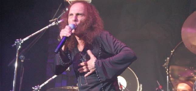 "RONNIE JAMES DIO Remembered 10 Years Later - ""Singing Is Very Easy For Me - I'm Lucky, I've Been Blessed With The Talent And The Brains To Know What To Do With It"""