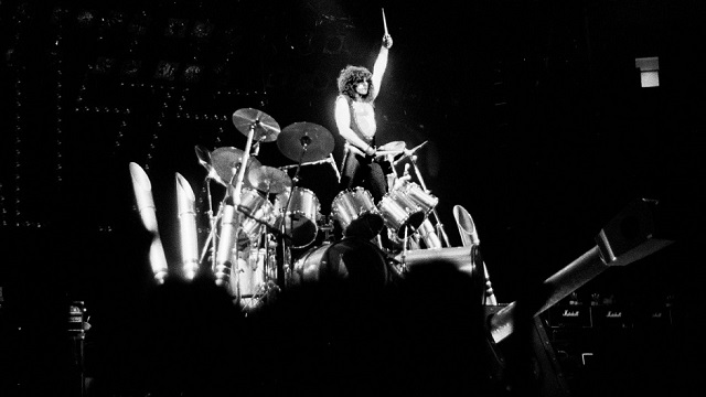 ERIC CARR's 70th Birthday - The Story Behind The Creatures Of The Night Drum Sound