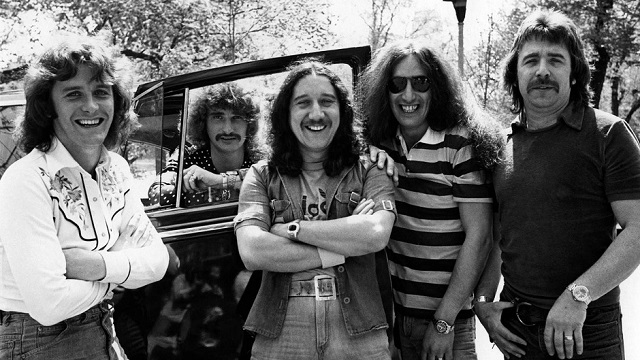 "URIAH HEEP – ""It's 50 Years Which Is The Coolest Thing Ever"""