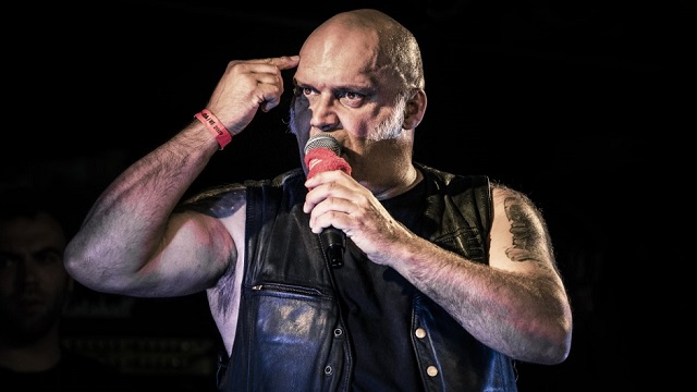 BLAZE BAYLEY - Iron Will: Made In Birmingham