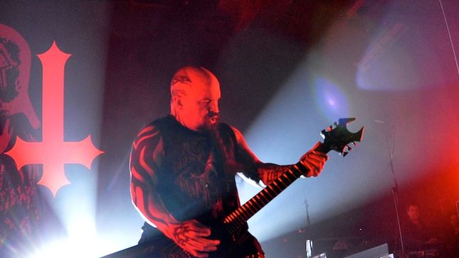 SLAYER, SUICIDAL TENDENCIES, And EXODUS Oh My! - Thrashing And Slashing In Cleveland