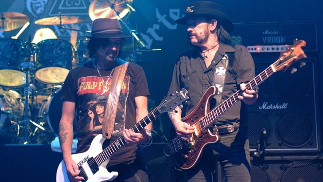 MOTÖRHEAD And ANTHRAX - Metal Thrashing Mad In Philly