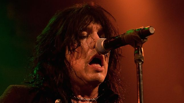 TOM KEIFER / TRIXTER - CINDERELLA Frontman Shakes Up Cincinnati