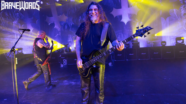 SLAYER Lay Waste To Gothenburg!
