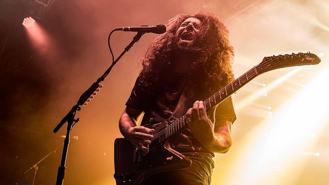 COHEED AND CAMBRIA Run The Color In Charlotte