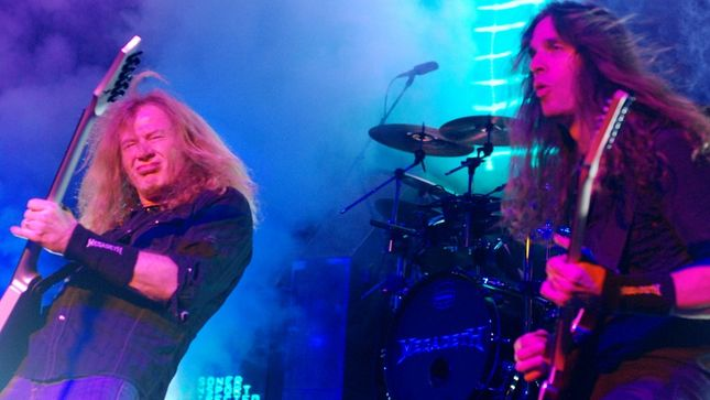 MEGADETH Bring SUICIDAL CHILDREN HAVOK In Philly!