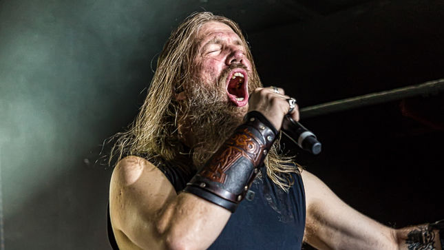 AMON AMARTH - Viking Raid In Charlotte!