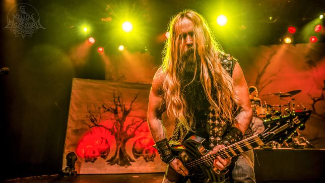 ZAKK WYLDE Brings The Book Of Shadow To Vancouver