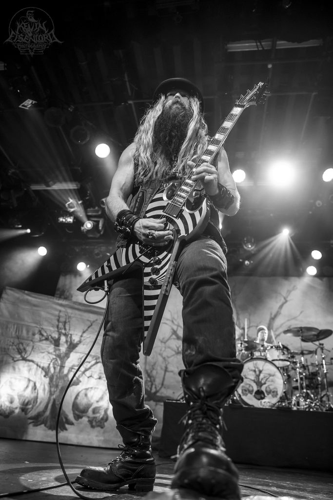 Zakk Wylde Brings The Book Of Shadow To Vancouver Bravewords