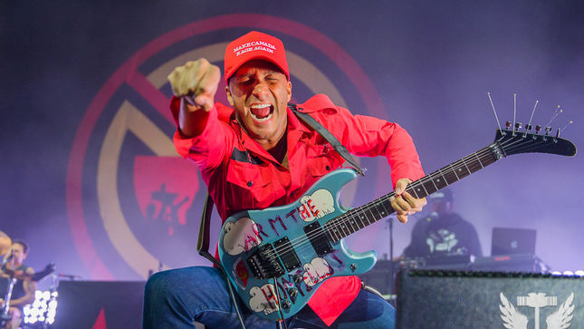 PROPHETS OF RAGE – RAGE AGAINST THE MACHINE, PUBLIC ENEMY Members Tear The House Down In Montreal