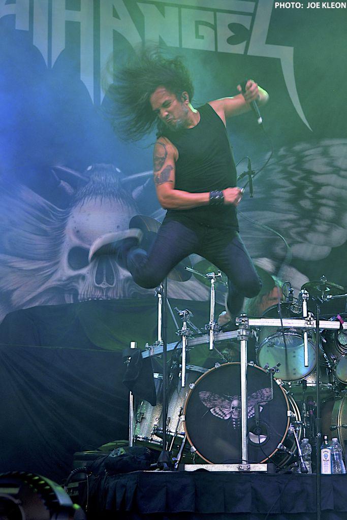 Slayer Anthrax Death Angel Thrash Cleveland In Tour Kick