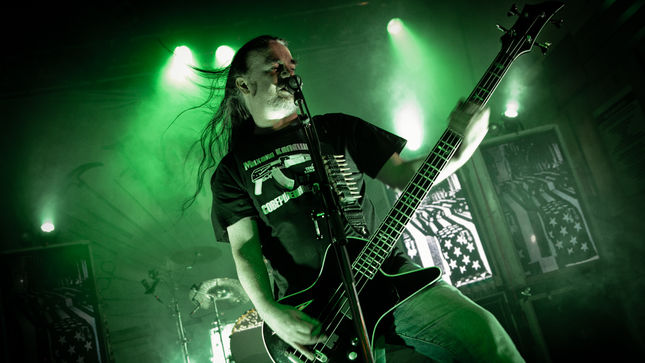 CARCASS / DEAFHEAVEN / INTER ARMA – In Sickness And In Hell In Kitchener