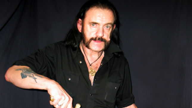 MOTÖRHEAD Leader LEMMY Celebrates BW&BK Magazine's 100th Anniversary; Never-Before-Seen Photos Released