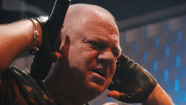 "DIRKSCHNEIDER – ""I'm Tired Of All This Stuff In Magazines; 'Who Is Playing The Songs Better?'""; More Photos From Tour Opener Available"