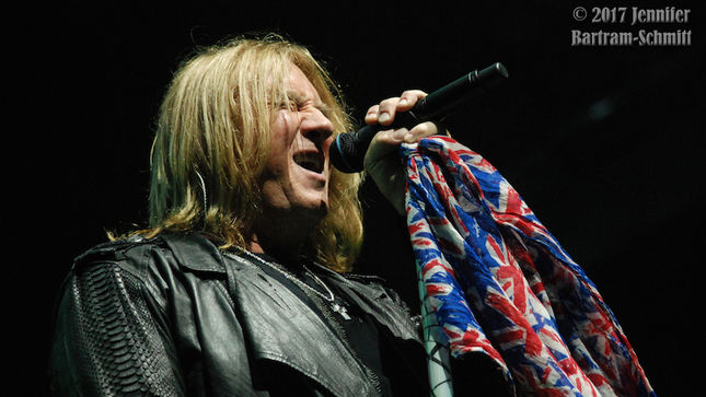 DEF LEPPARD, POISON, TESLA – A Night Full Of Action At Mohegan Sun