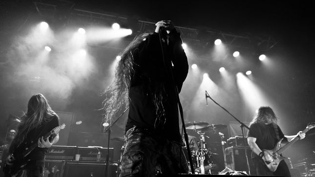 KREATOR / OBITUARY / MIDNIGHT / HORRENDOUS – Decibel Magazine Tour Slays Toronto