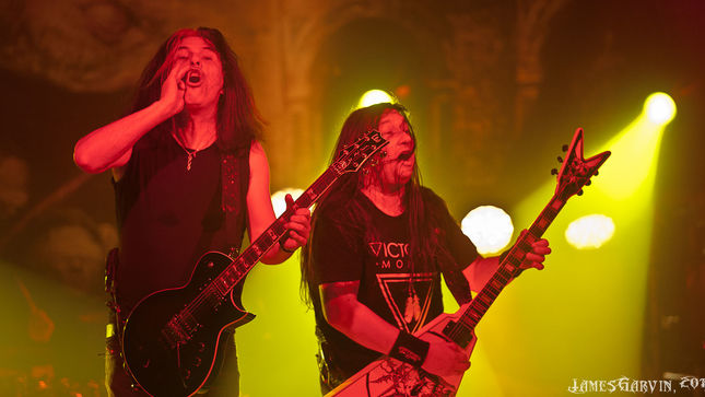 TESTAMENT / SEPULTURA / PRONG – No Absolutes With The Snake Messiah In Cincy!
