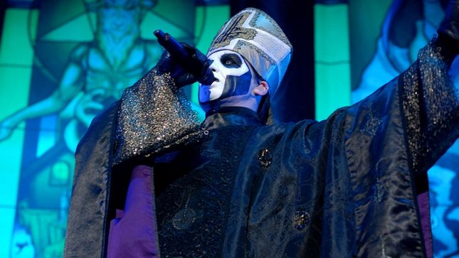 GHOST – On The Road!