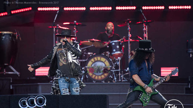 GUNS N' ROSES Return To Montreal!