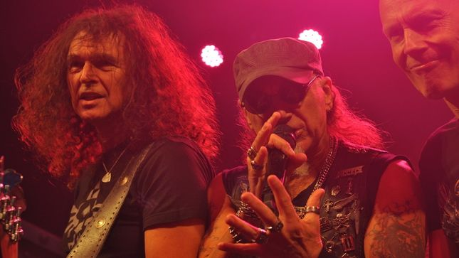 ACCEPT – Metal Hearts, No Regrets In New York
