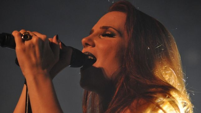 EPICA / LACUNA COIL - What A Pair! Showin' Philly What They've Got