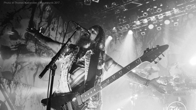 MACHINE HEAD – Catharsis In Montreal