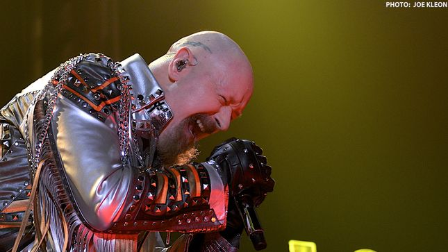 JUDAS PRIEST – All Guns Blazing In Youngstown!