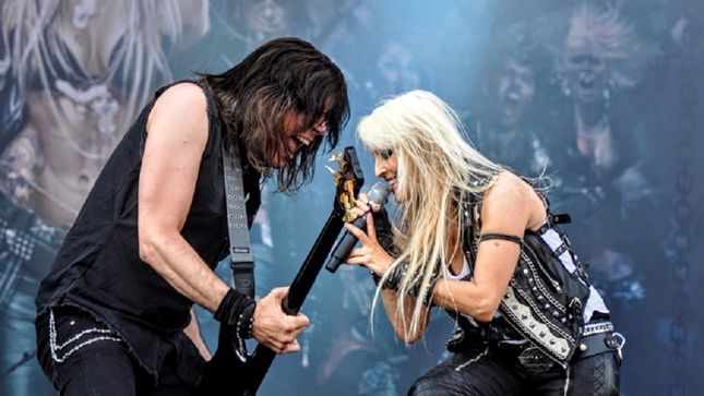 EUROPE, DORO, EXODUS, AMORPHIS Lead Bang Your Head Festival Day 1