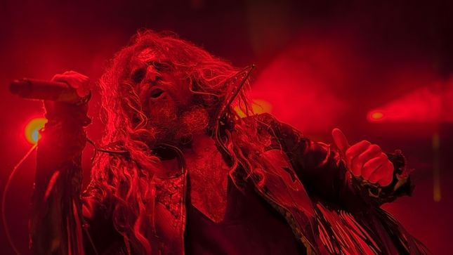 ROB ZOMBIE Descends Upon Ohio!