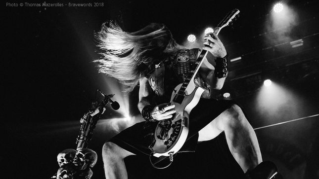 BLACK LABEL SOCIETY Unleash The Grimmest Hits On Montreal!