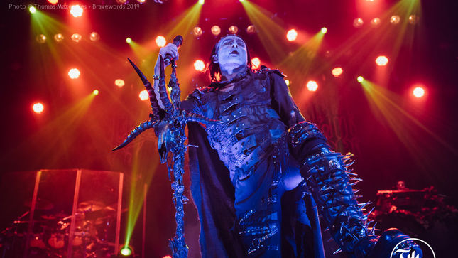 CRADLE OF FILTH – Dark Metal Madness In Montreal