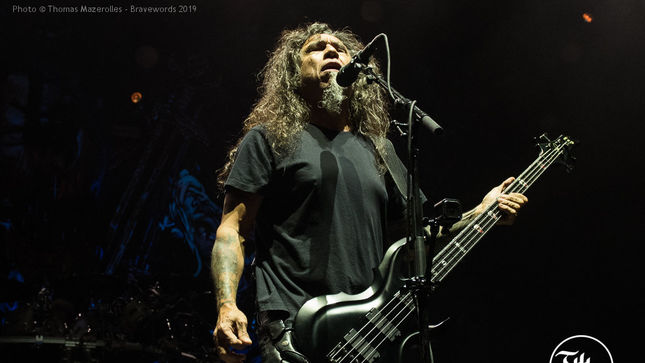 SLAYER Bids Farewell To Ottawa!