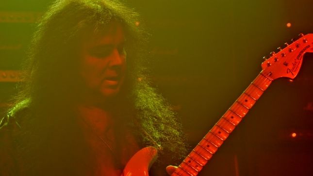 YNGWIE J. MALMSTEEN – Kickin' It In Philly