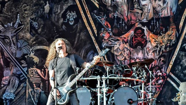 Norway's Tons Of Rock – Day 2: SLAYER Says So Long!
