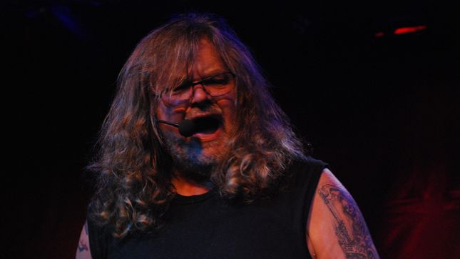 STEVE GRIMMETT'S GRIM REAPER Takes New Jersey To Hell