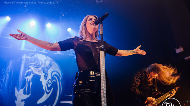 DELAIN / AMORPHIS / ANNEKE – Death, Power And Glory In Montreal!