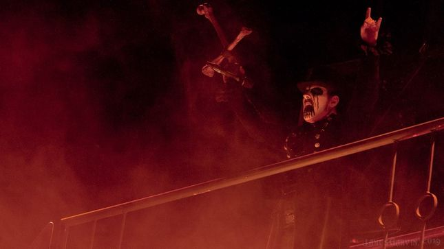 KING DIAMOND – The Madness Invades Louisville!